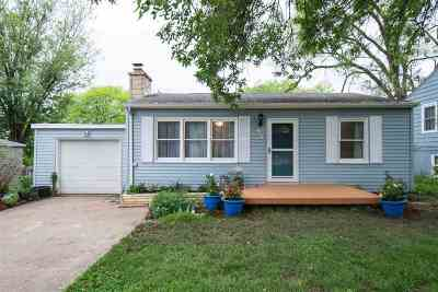 Coralville Single Family Home For Sale: 616 11th Ave