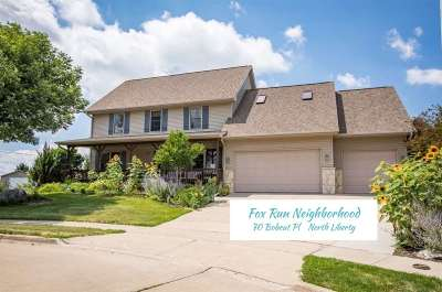 North Liberty Single Family Home For Sale: 70 Bobcat Pl