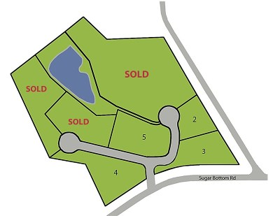 Solon Residential Lots & Land For Sale: 2380 Sugar Bottom Rd NE Lot 3