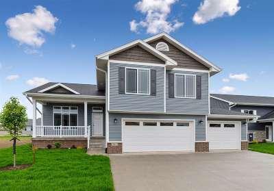 Iowa City IA Single Family Home New: $329,900