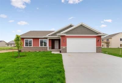 Iowa City IA Single Family Home New: $289,990
