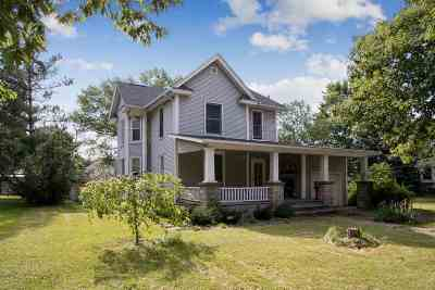Washington Single Family Home For Sale: 417 S Iowa