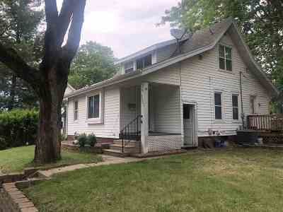 Cedar Rapids IA Single Family Home New: $129,000