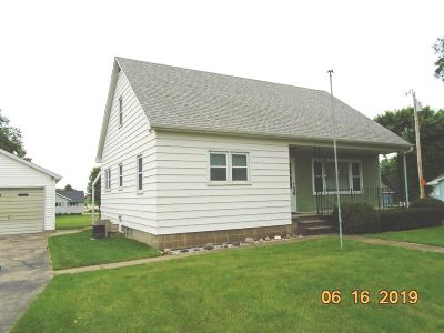 Clarence IA Single Family Home New: $129,900