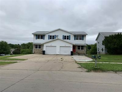 Johnson County Single Family Home New: 2127 10th St Place
