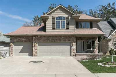 Coralville Single Family Home Contingent: 2247 Dempster Dr