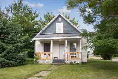 Washington Single Family Home For Sale: 1502 N 4th Ave