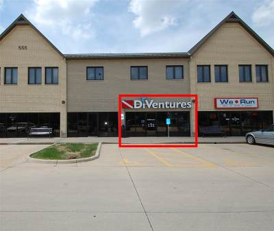 North Liberty Commercial For Sale: 555 Hwy 965 #Ste C