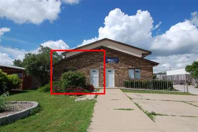 Iowa City Commercial For Sale: 412 Highland Ave #Ste A