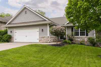 Coralville Single Family Home For Sale: 2496 Belmont Dr