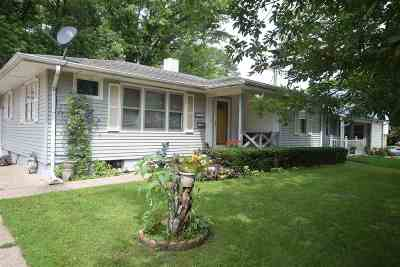 West Liberty Single Family Home For Sale: 1003 N Columbus St