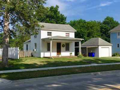 North Liberty Single Family Home New: 240 N Front St