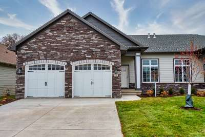 Johnson County Condo/Townhouse For Sale: 348 Russell Slade Blvd