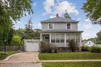 Cedar Rapids Single Family Home For Sale: 610 NE 34th St