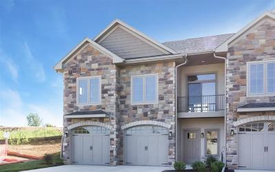 Johnson County Condo/Townhouse For Sale: 2869 Blue Sage Dr Unit A