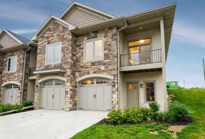 Johnson County Condo/Townhouse For Sale: 2875 Blue Sage Dr Unit A