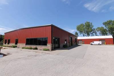 Iowa City Commercial For Sale: 150 Stevens Dr