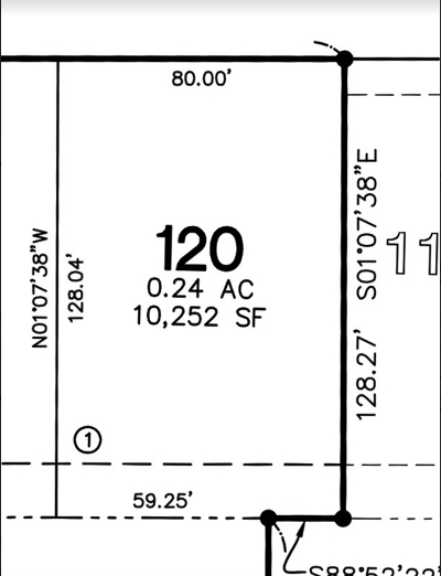 North Liberty Residential Lots & Land For Sale: Lot 120 Harvest Estates Ii Part 5