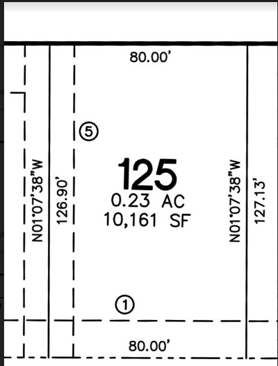 North Liberty Residential Lots & Land For Sale: Lot 125 Harvest Estates Ii Part 5