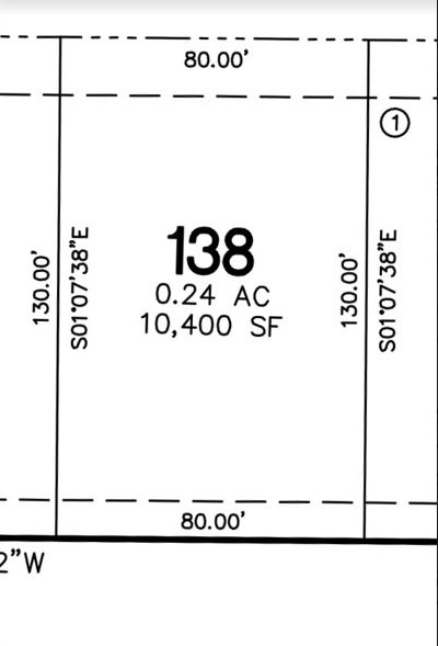 North Liberty Residential Lots & Land For Sale: Lot 138 Harvest Estates Ii Part 5
