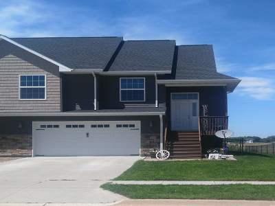 Hills IA Condo/Townhouse For Sale: $205,000