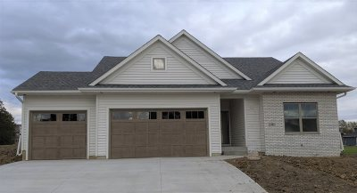 Johnson County Single Family Home New: 1213 Ava Cir