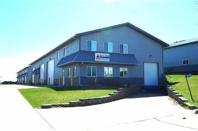 Iowa City Commercial New: 3578 Perch Dr SE #A-D