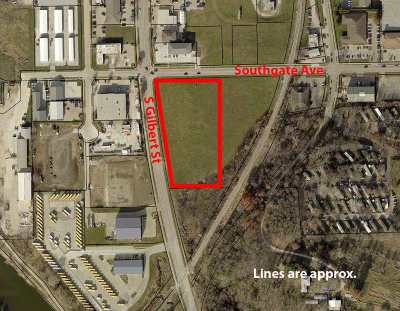 Johnson County Residential Lots & Land New: 303 Southgate Ave