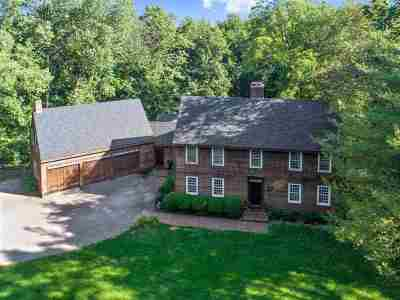 North Liberty Single Family Home New: 3767 Oak Ln NE