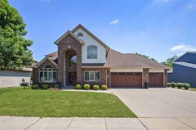 Iowa City IA Single Family Home New: $619,900