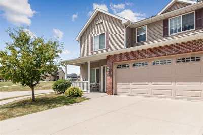 North Liberty IA Condo/Townhouse New: $182,000