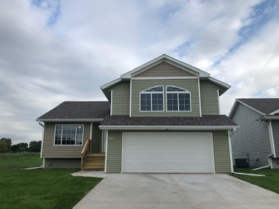 Johnson County Single Family Home New: 1442 Terrapin Dr