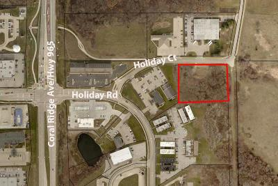 Johnson County Residential Lots & Land New: 2500 Holiday Ct