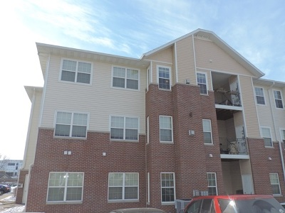 Iowa City Condo/Townhouse New: 600 Grandview Ct #628