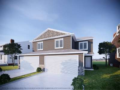 Cedar Rapids Condo/Townhouse New: 1331-B Grant Court NE