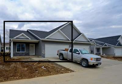 Cedar Rapids Condo/Townhouse For Sale: 1330-A Grant Court NE