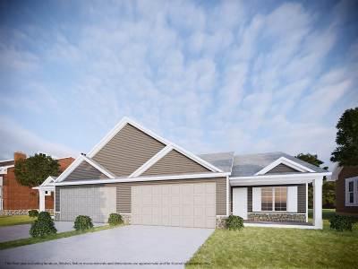 Cedar Rapids Condo/Townhouse For Sale: 1402-A Grant Court NE