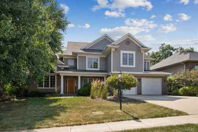 Coralville Single Family Home For Sale: 2758 Muddy Creek Ln