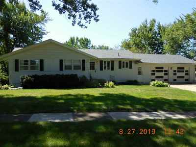 Coralville Single Family Home For Sale: 1400 11th Street