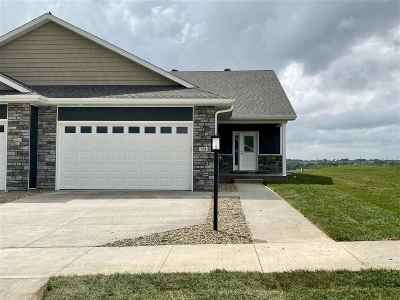 Tiffin Condo/Townhouse For Sale: 701 Rolling Hills Dr