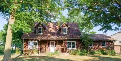 Iowa City IA Single Family Home For Sale: $455,000