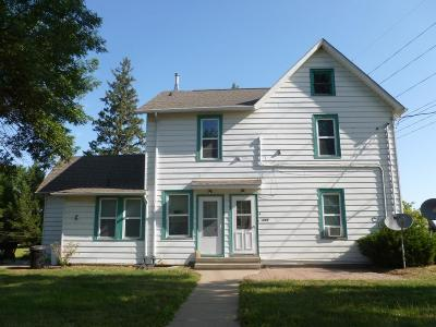 Iowa City Single Family Home For Sale: 4589 Sand Rd SE