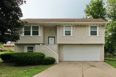 Iowa City IA Single Family Home For Sale: $184,900