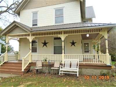 Tipton Single Family Home For Sale: 611 Orange St