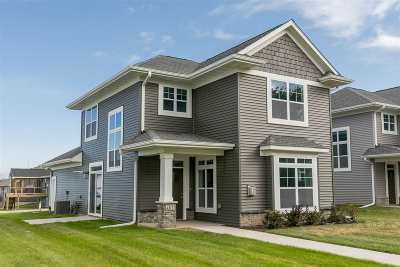 Iowa City IA Single Family Home New: $284,900