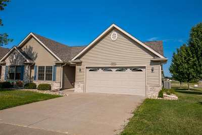 Muscatine County Single Family Home New: 3201 Majestic Drive