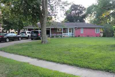Johnson County Single Family Home New: 502 7th Ave