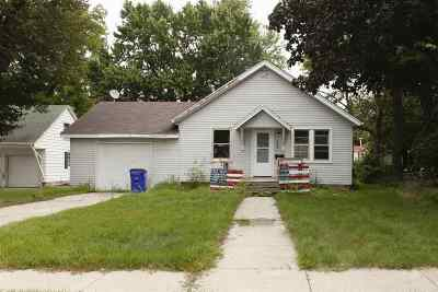 Washington Single Family Home Contingent: 820 S Marion Ave