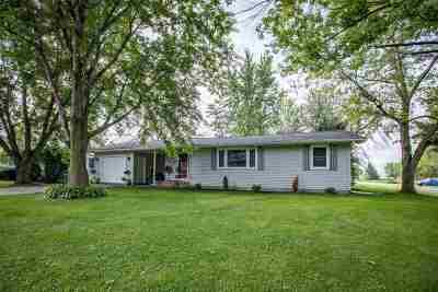 Washington County Single Family Home For Sale: 200 E Madison
