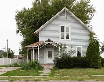 Washington County Single Family Home For Sale: 414 E 2nd Street